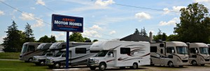 airport motor homes, airport rv, ontario motorhomes, london rv